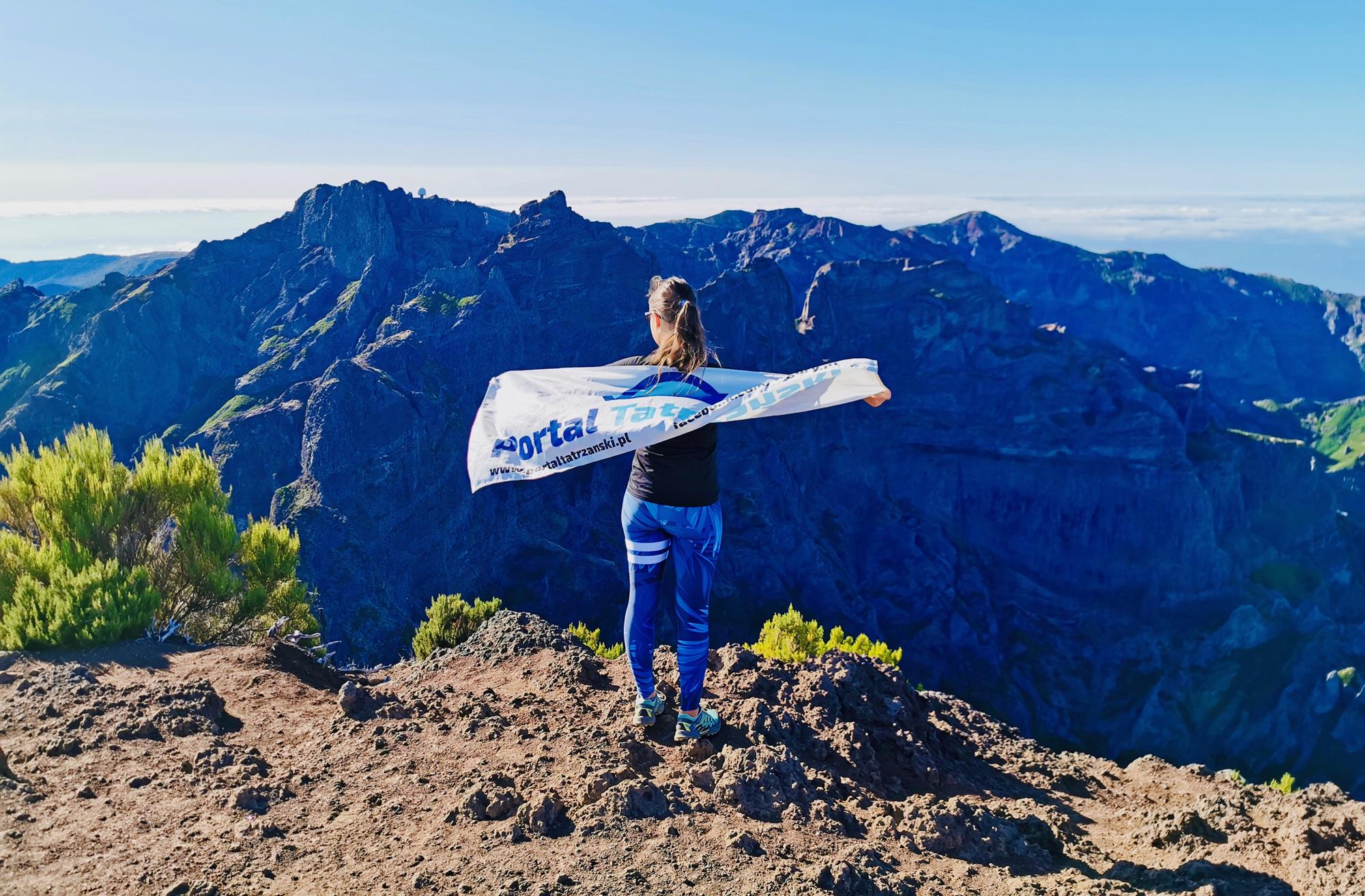 Trekking Na Maderze Wycieczka Na Madere Madera Trekking Pt